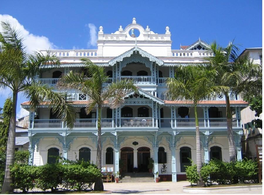 Zanzibar, Stone Town, il vecchio dispensario