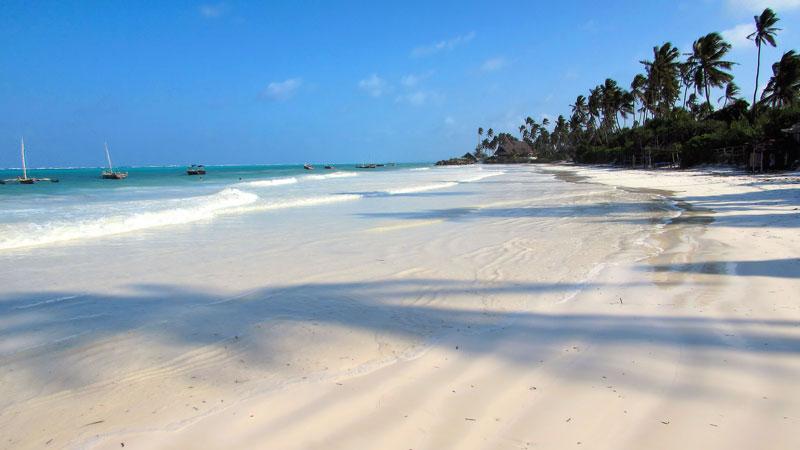 Zanzibar, spiagge,Matemwe Beach