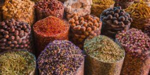 Zanzibar, il mercato delle spezie