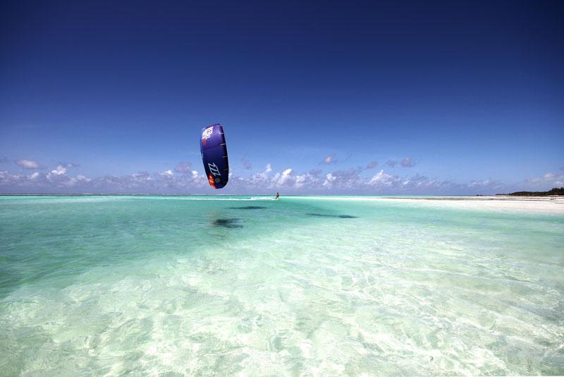 Zanzibar, spiagge, Paje beach