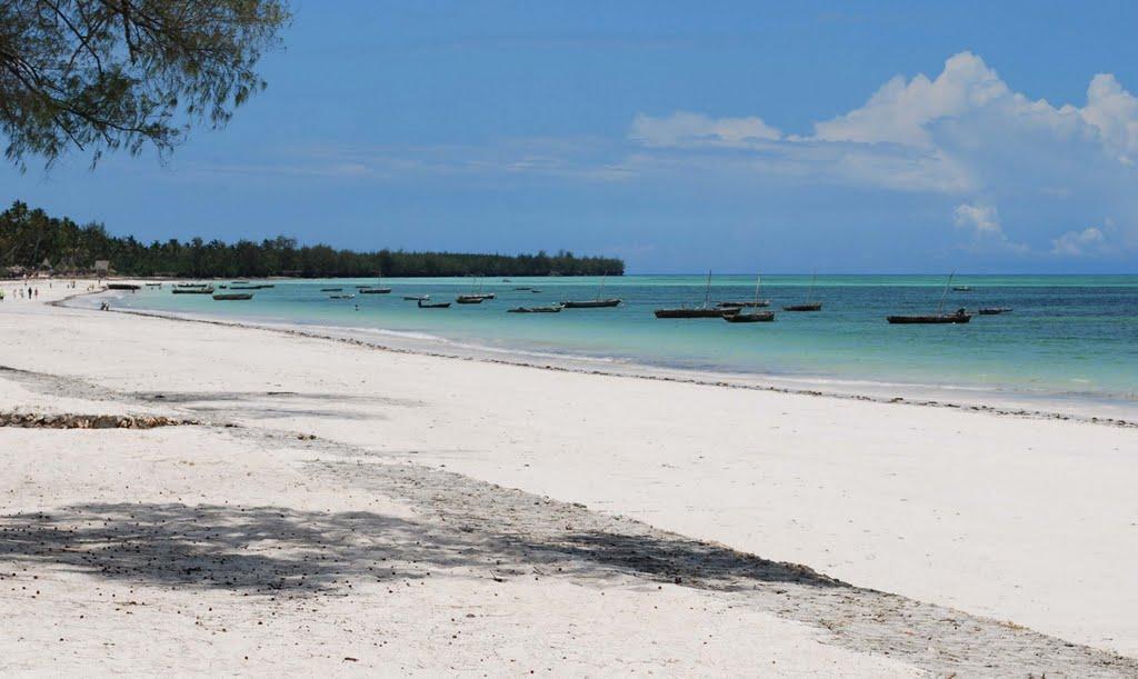 Zanzibar, spiagge,Uroa Bay