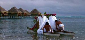 Matrimonio all'estero, nozze polinesiane