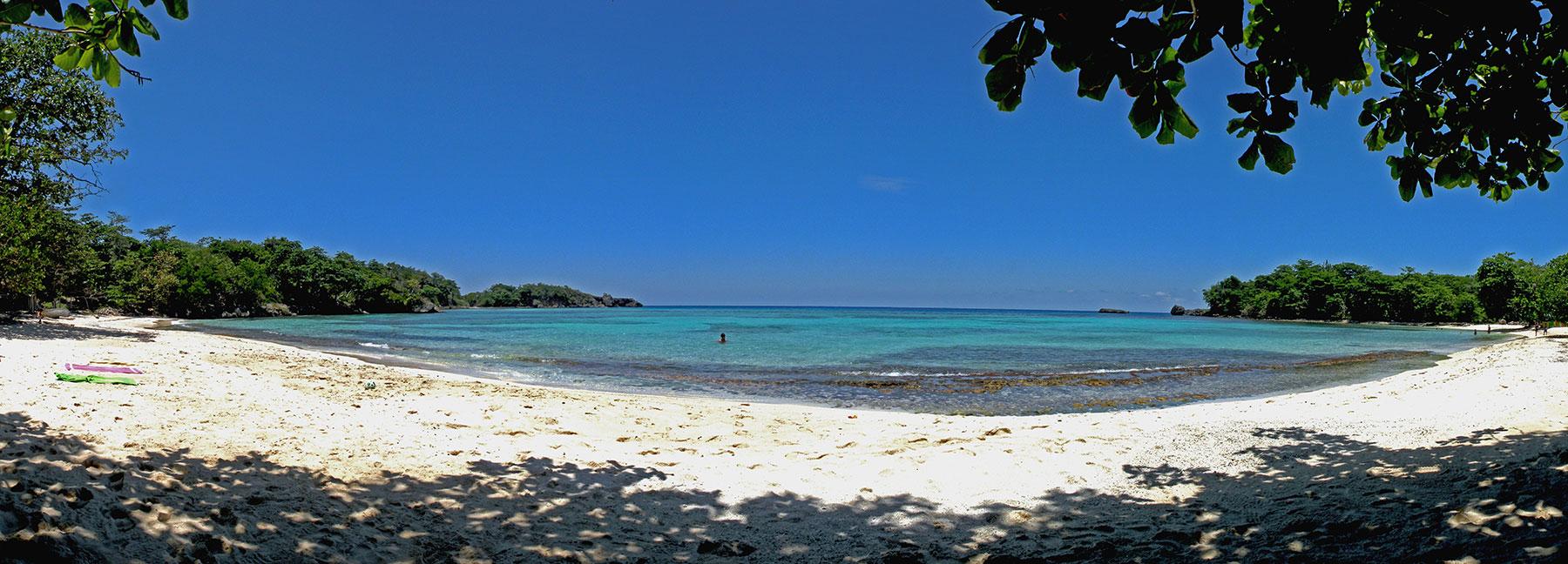 Giamaica le spiagge, Winneifred Beach