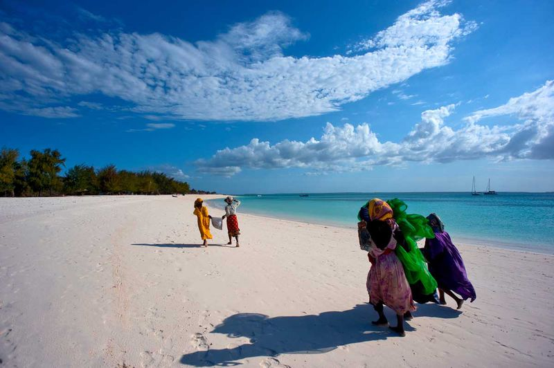 Zanzibar. spiagge, Kendwa beach