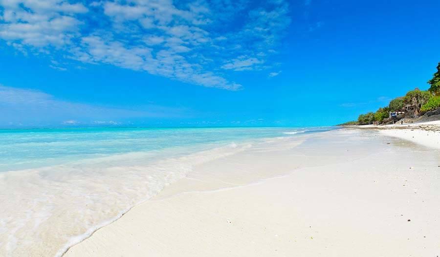 Zanzibar, nungwi beach