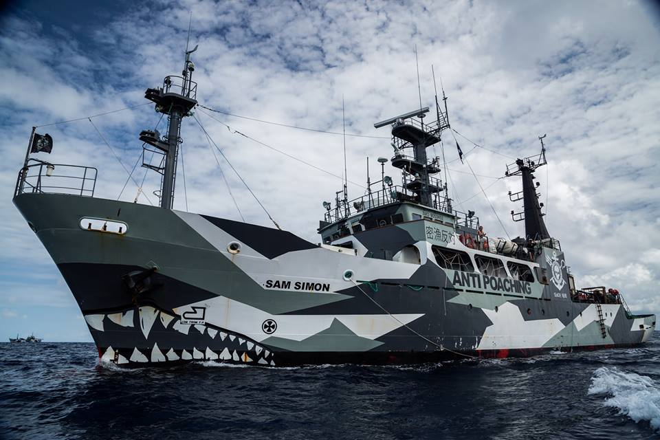 Sea Shepherd, MV Sam Simon