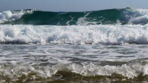 Il richiamo dell'acqua, onde