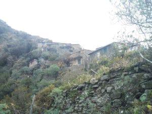 Monesteroli, vista del borgo dal basso
