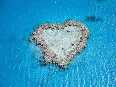 luoghi a forma di cuore, Heart Reef