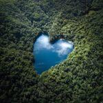 Lake Toyoni. Giappone