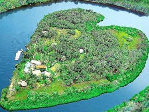 luoghi a forma di cuore, Australia