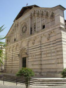 Carrara, il Duomo