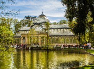 Madrid, Parco del Ritiro