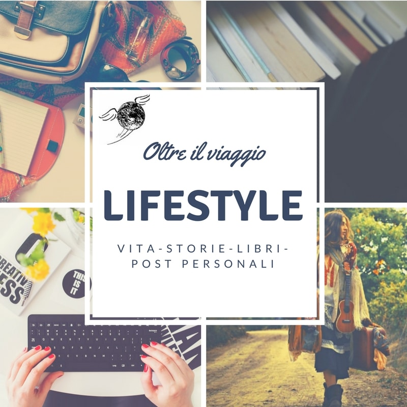Categoria Lifestyle, copertina