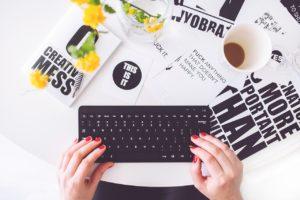 scrittura creativa e scrittura per il web, differenze principali