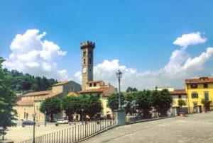 Fiesole, Piazza Mino da Fiesole