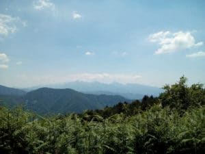 Lunigiana, natura