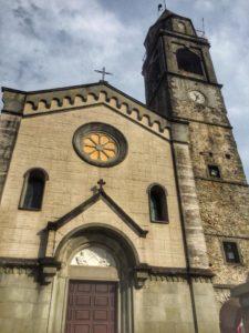 Borgo di Virgoletta, Chiesa di San Gervasio e Protasio