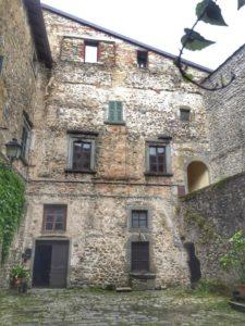 Virgoletta, il Castello