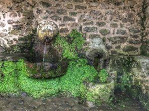 Borgo di Virgoletta, le antiche fontane