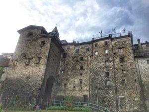 Virgoletta, Lunigiana- Sotto le mura