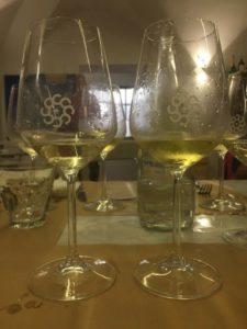 Degustazione di vini al Cru di Sarzana