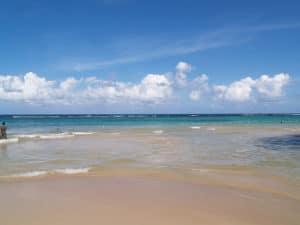 Giamaica le spiagge, Dunn's River Beach
