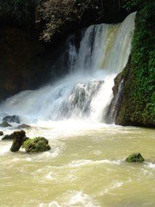 Giamaica, cascate