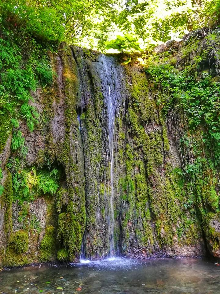 Cascata del Traaton