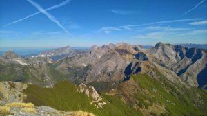 Parco Regionale delle Alpi Apuane Monte Corchia