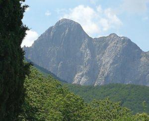 Parco Regionale delle Alpi Apuane, Pizzo d?Uccello