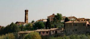 Vista del borgo medievale