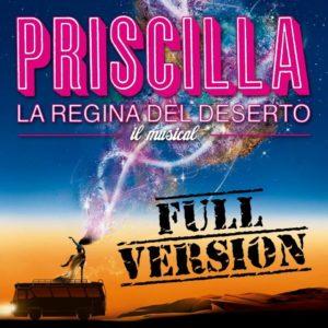 Priscilla la regina del deserto, il musical locandina