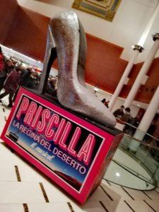 Priscilla la regina del deserto,il musical. Milano teatro Arcimboldi