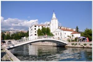 Le più belle località costiere della Croazia, Crikvenica