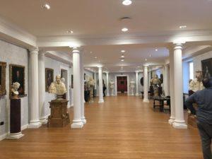Labirinto della Masone, la mostra