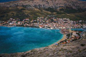 Le più belle località costiere della Croazia, Isola di Pag
