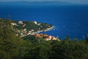 Le più belle località costiere della Croazia, Rabac