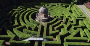 Labirinti in Italia, labirinto Parco Sigurtà