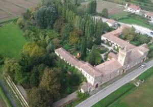 Labirinti in Italia, labirinto del Castello di San Pelagio