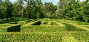 Labirinti in Italia, labirinto del Parco della Preistoria