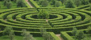 Curiosità su origine e simbolismo del labirinto