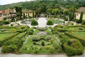 Labirinti, Villa Garzoni Collodi
