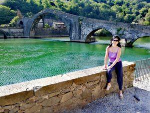 Ponte del Diavolo o Ponte della Maddalena, Lucca
