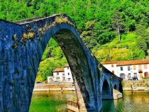 Ponte del Diavolo, Lucca