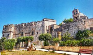 Cosa vedere nell'Alto Salento, Castello Dentice di Frasso Carovigno
