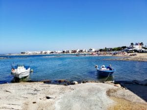 Cosa vedere nell'Alto Salento, Torre Santa Sabina, il litorale