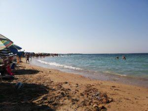 Cosa vedere nell'Alto Salento, spiaggia Morgicchio