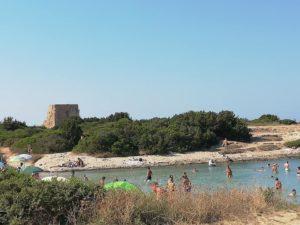 cosa vedere nell'alto Salento, spiaggia Torre Pozzelle