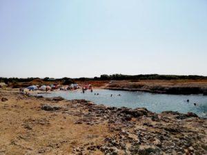 Cosa vedere nell'Alto Salento, spiaggia Gorgognolo